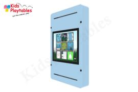 Juliette Touchscreen Wandspel blauw