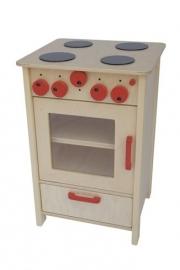 Fornuis met oven en opbergvak voor kleuter