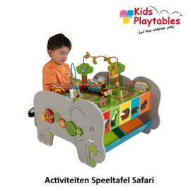 Activiteiten Speeltafel Safari