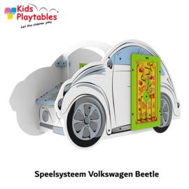 Speelsysteem Kinderhoek Auto Volkswagen Beetle