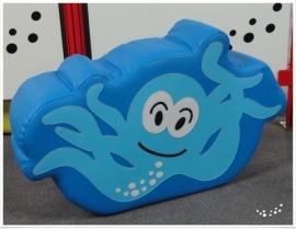 Zacht Speelelement Octopus