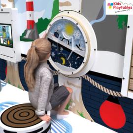 Wandspel Playwheel Dag en Nacht