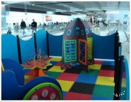 Kinderhoek Luchthaven