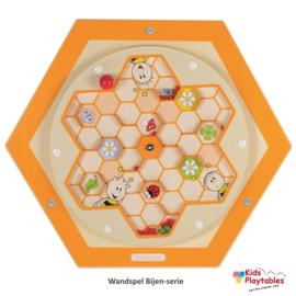 Wandspeelbord Bijenkorf Stuifmeel