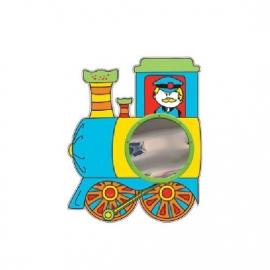 Spelpaneel Locomotief