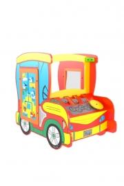 Road Transport Vrijstaand Speelsysteem