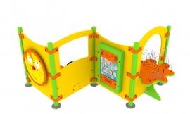 Speelsysteem kinderhoek met Touchscreen Spelcomputer