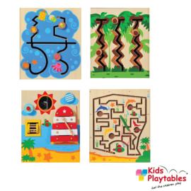 Activiteiten Speelkubus Zandkasteel