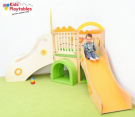Speelhuis voor de kinderopvang Boerderij Weide