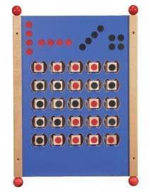 Wandspel 4 op een rij Blauw