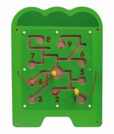 Wandspelpaneel Krokodil 5-delige set