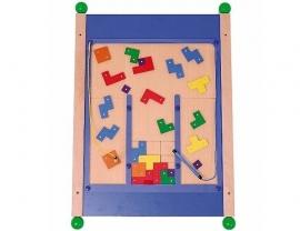 Wandspel Tetris
