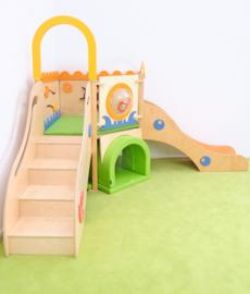 Speelhuis voor de kinderopvang Schip Ahoy