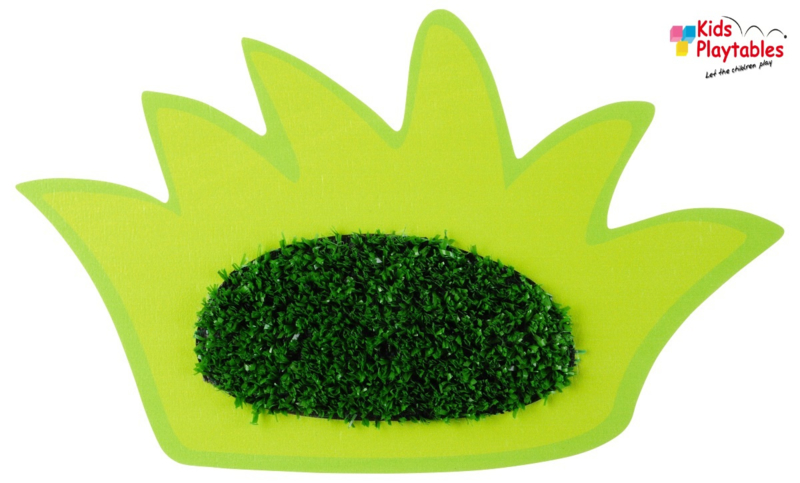 Magneet Wand Spelpaneel Gras Klein
