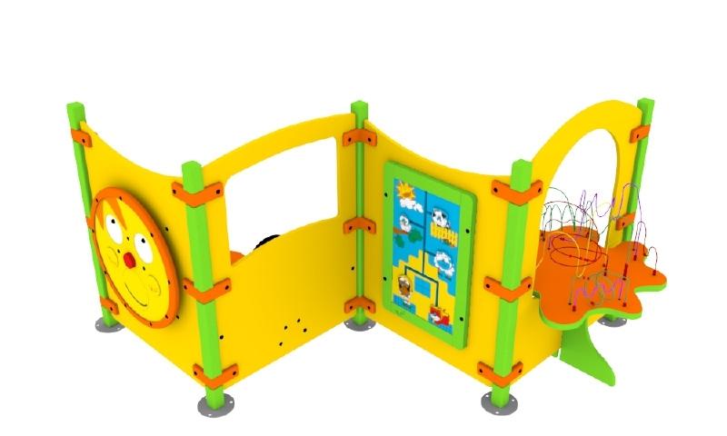 Speelsysteem kinderhoek Kidsplay