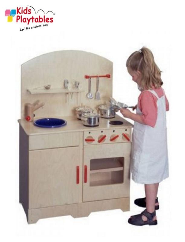 Kinderkeuken Speelgoed keuken | Keukenblok voor Kleuters