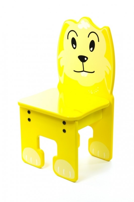 Kinder-stoeltje Happy Rabbit