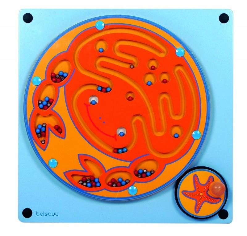 Wandspel | Wandspeelbord Krab