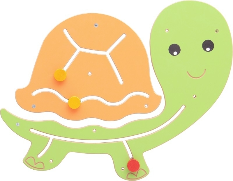 Spel-Wandpaneel Schildpad
