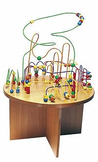 Profi kralentafel 9050 met houten poten
