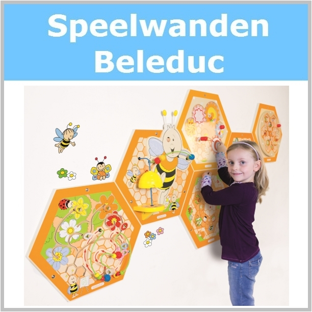 Wandspelpanelen Beleduc