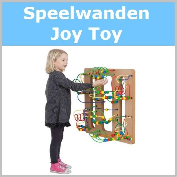 Wandspelpanelen Joy Toy