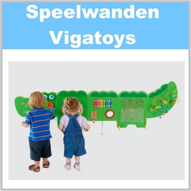 Wandspelpanelen Vigatoys