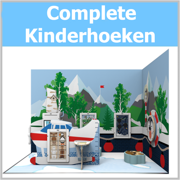 Complete Kinderspeelhoeken