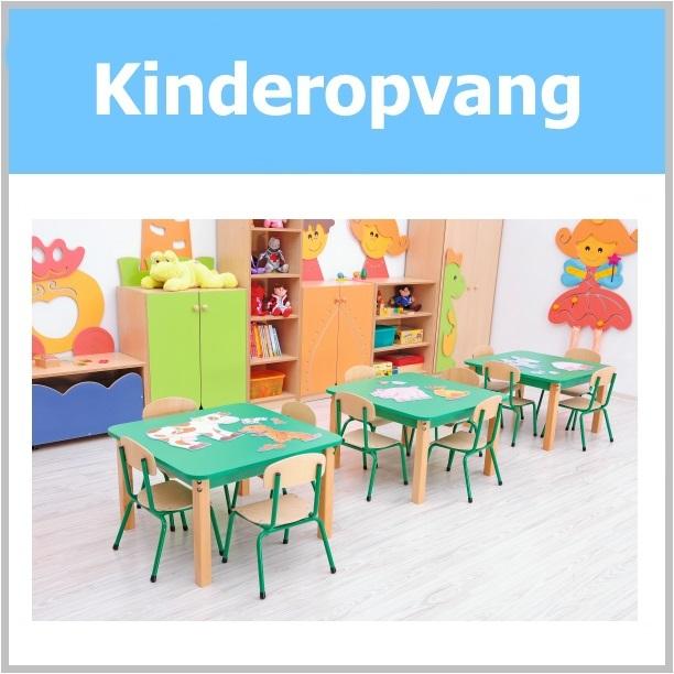 Inrichting voor de kinderopvang