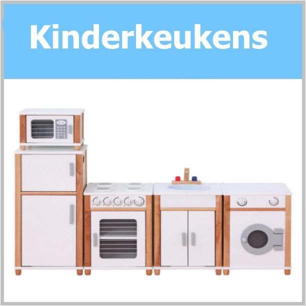Kinderkeuken set voor kinderdagverblijf