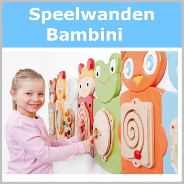 Wandspellen van Banbini