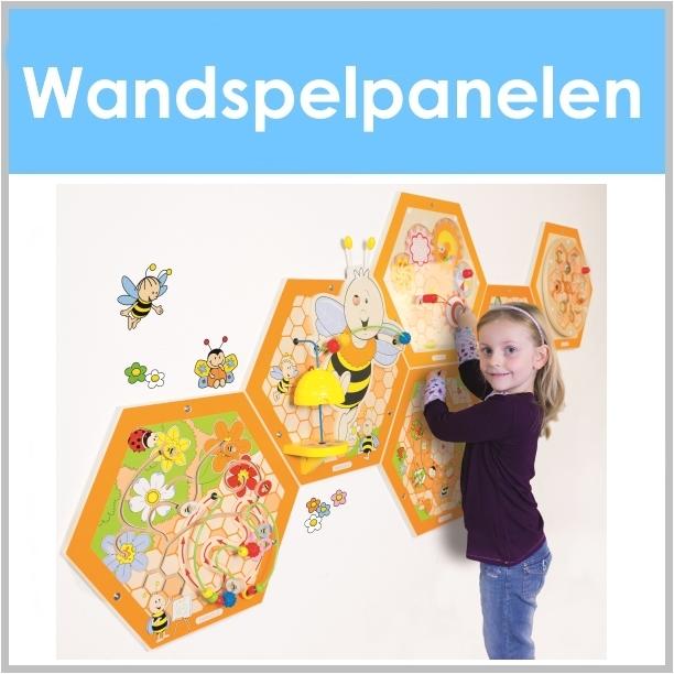 Speelwanden,Wandpanelen en Plafondplaten