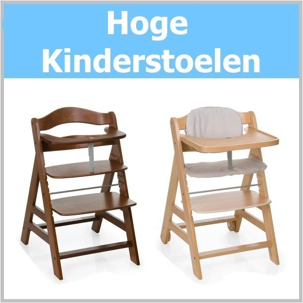 Hoge Houten Kinderstoelen