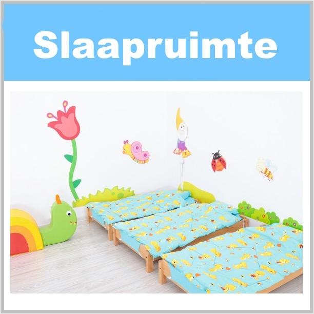 Slaapruimte kinderopvang