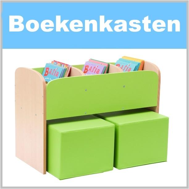Boekenkasten kinderopvang