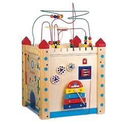 Activiteiten Speelkubus Kasteel voor uw kinderhoek