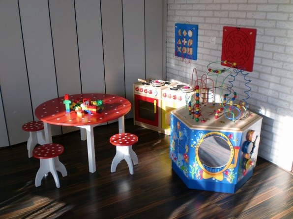 Kinderhoek Kidsplaytables