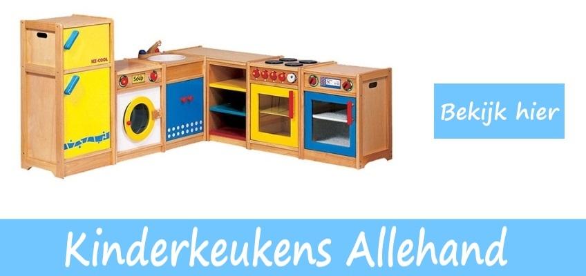 Kinderkeukens Allehand