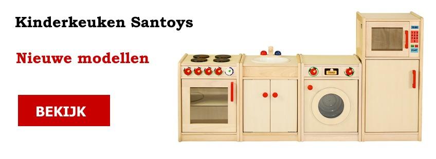 Kinderkeukens Santoys voor de kinderopvang