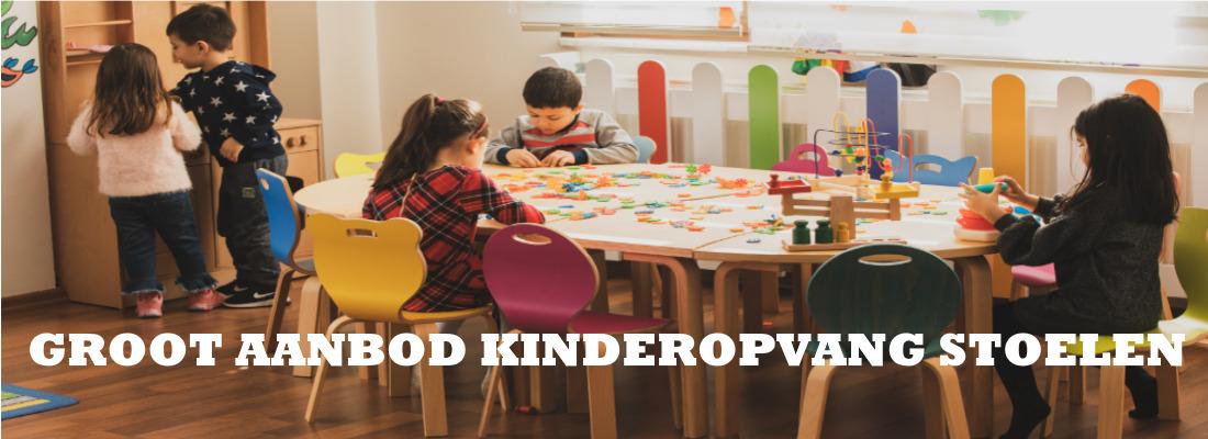 Zitmeubilair voor de kinderopvang en KDV