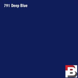 Snijfolie Plotterfolie Avery Dennison PF 791 Deep Blue
