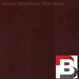 Snijfolie Plotterfolie Avery Dennison 507 Brown