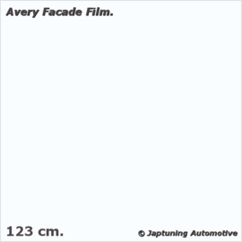 Avery Facade Film Pure White Gloss - RAL 9016