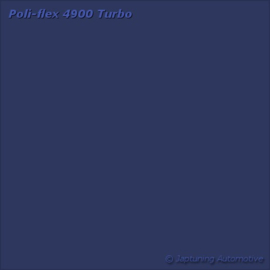 Poli-Flex Turbo Kleding folie -  Navy Blue 4905