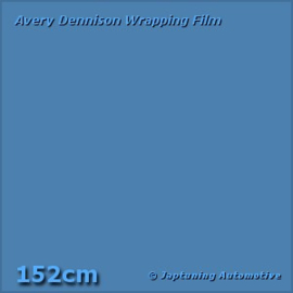 Avery Supreme Wrapping Film Gloss Smoky Blue