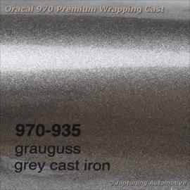 Wrap Folie Oracal Premium 970RA-935 Grey Cast Iron