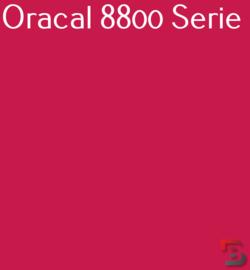 Oracal 8800 Translucent Premium Cast Film 8800-420 Red Pink