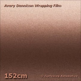 Avery Supreme Wrapping Film Mat Metallic Brown