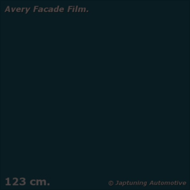 Avery Facade Film Black Grey Gloss - RAL 7021