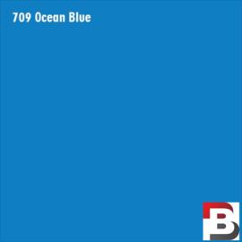 Snijfolie Plotterfolie Avery Dennison PF 709 Ocean Blue